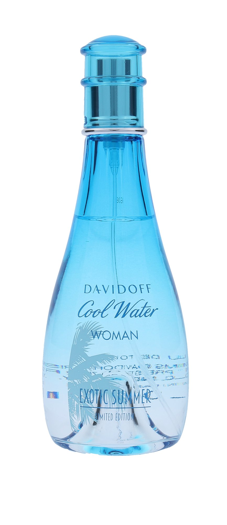 Davidoff Cool Water Exotic Summer, edt 80ml - Teszter