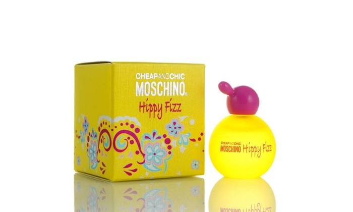 Moschino Hippy Fizz, edt 4.5ml
