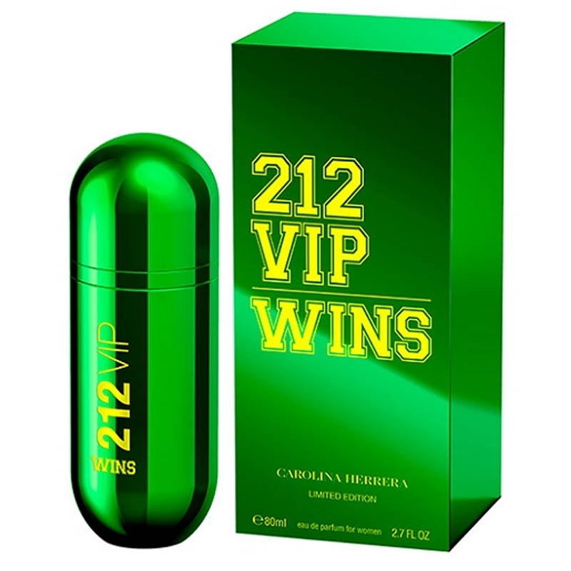 Carolina Herrera 212 VIP Wins, edp 80ml