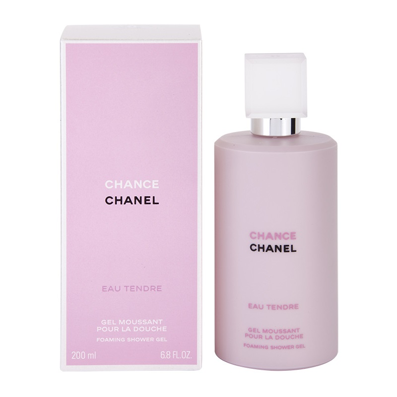 Chanel Chance Eau Fraiche, Sprchový gél 6ml