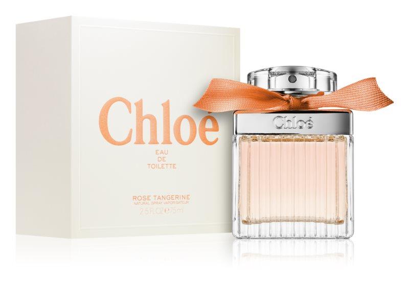 Chloé Rose Tangerine (W)