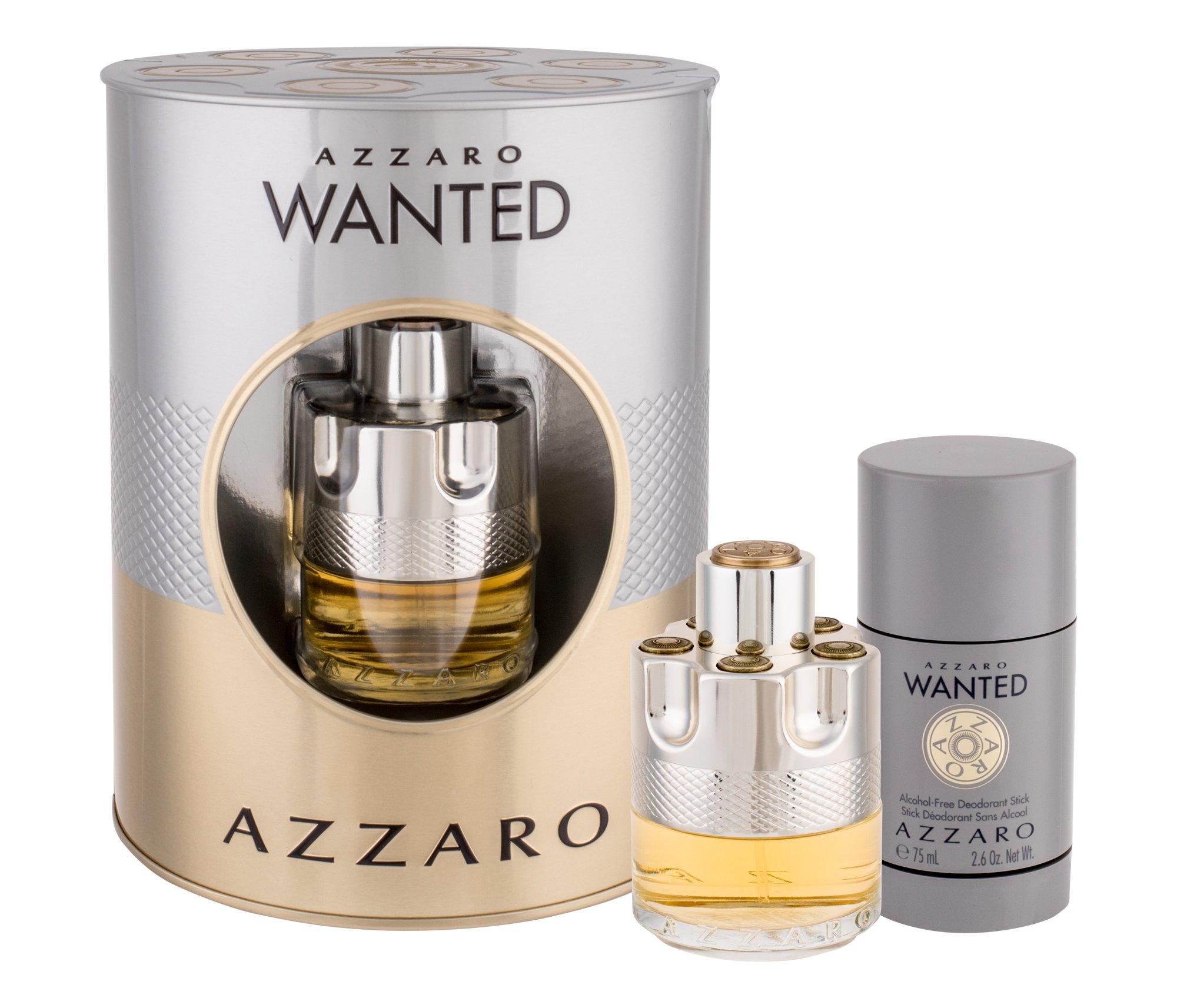 Azzaro Wanted, toaletná voda 50 ml + deostick 75 ml