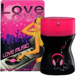 Morgan Love Love De Love Music, Illatminta