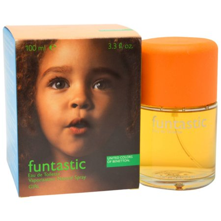 United Colors Of Benetton Funtastic Girl, edt 100ml