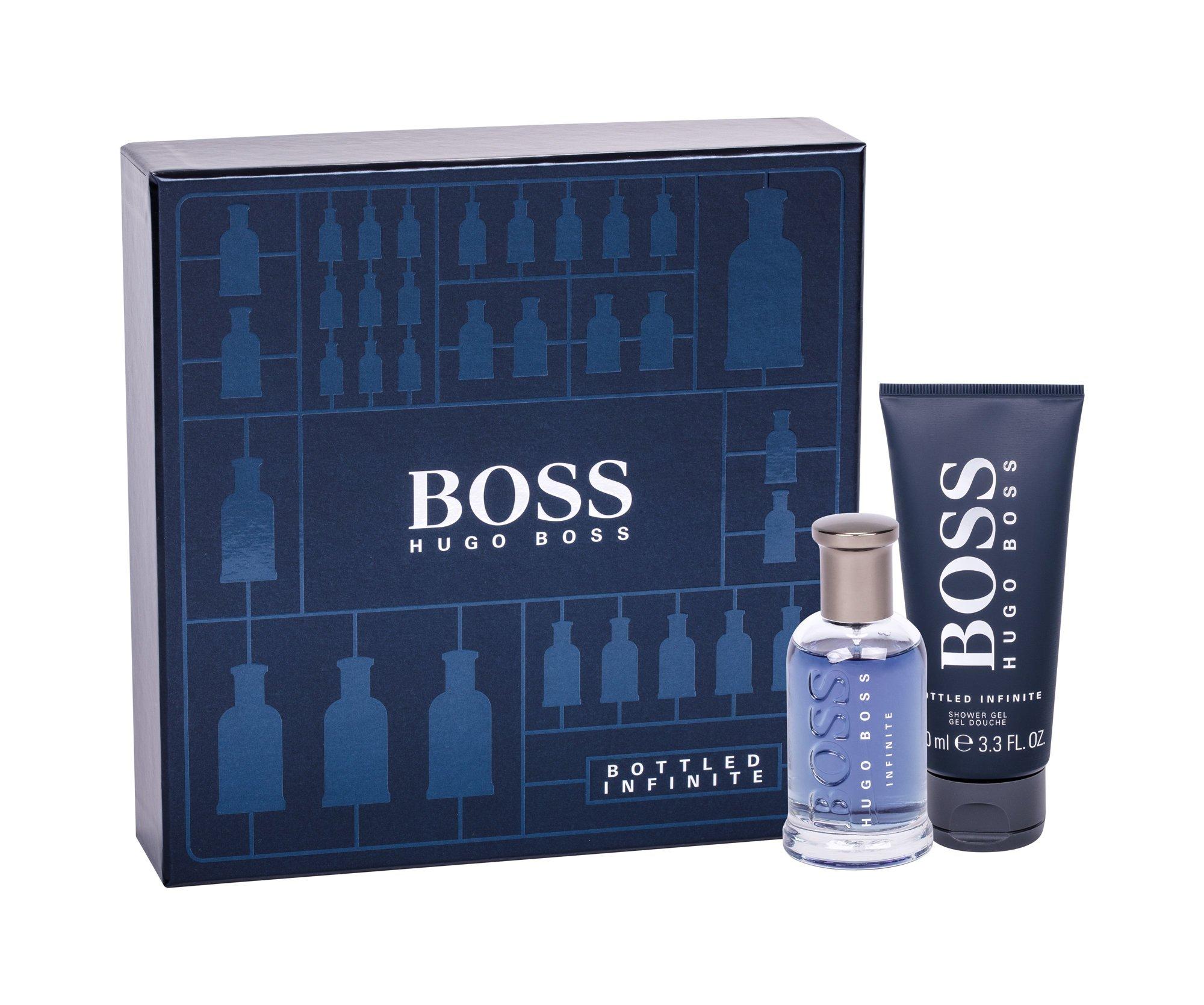 HUGO BOSS Boss Bottled Infinite, parfumovaná voda 50 ml + sprchovací gél 100 ml
