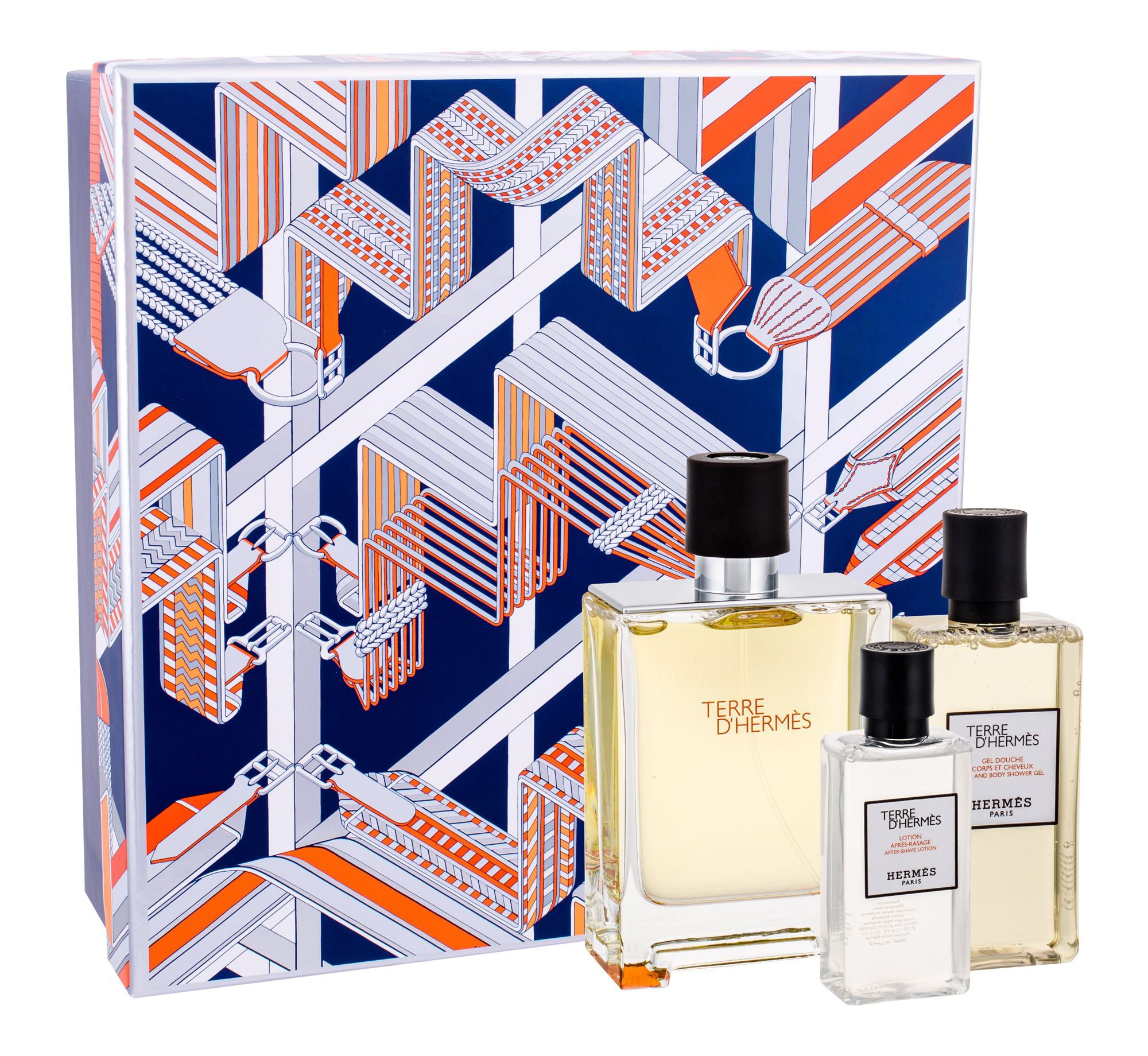 Hermes Terre D´Hermes, edt 100 ml + tusfürdő gél 80 ml + after shave 40 ml
