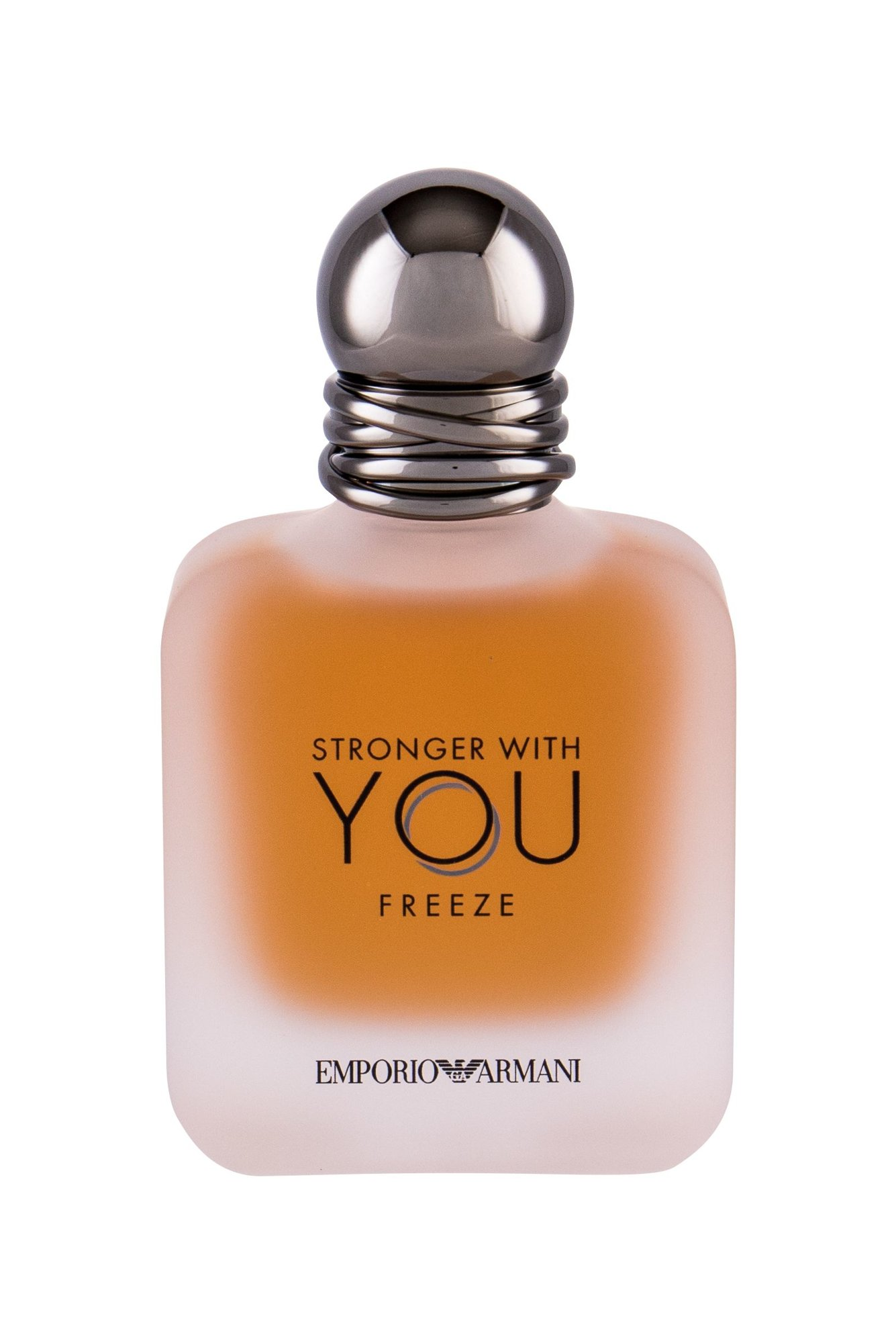 Giorgio Armani Emporio Armani Stronger With You Freeze, edt 50ml