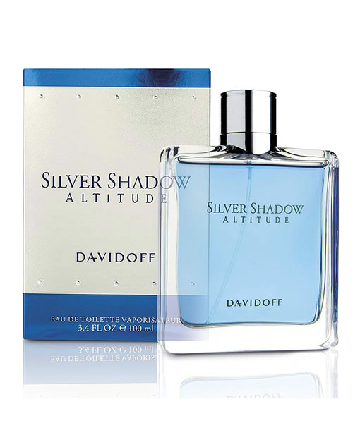 Davidoff Silver Shadow Altitude, edt 50ml
