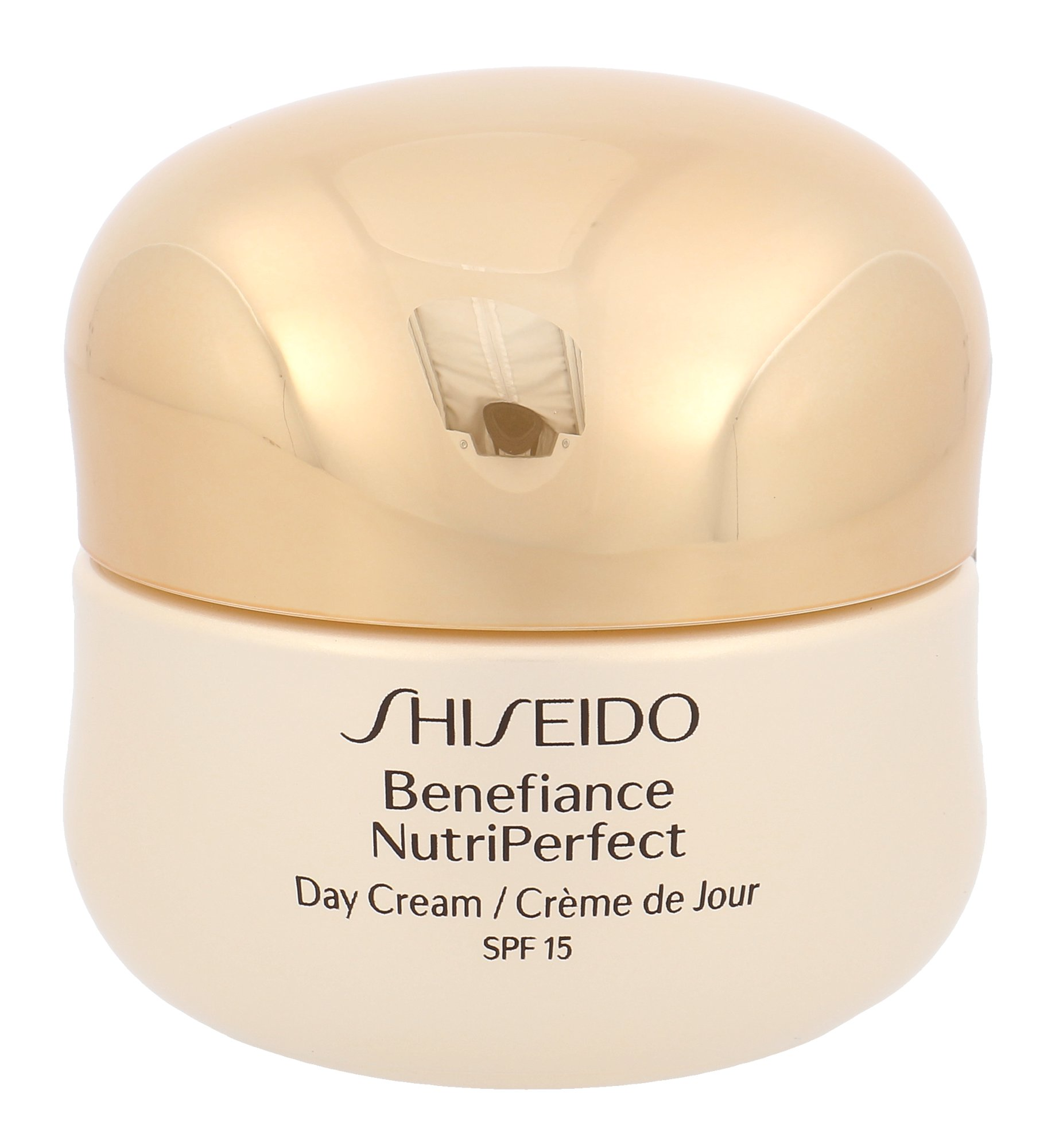Shiseido Benefiance NutriPerfect, Denný arcápoló cream 50ml - SPF15