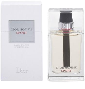 Christian Dior Homme Sport 2017, Toaletná voda 125ml