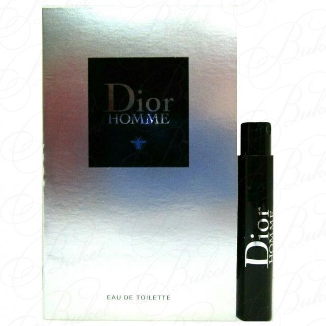 Christian Dior Homme 2020, Illatminta