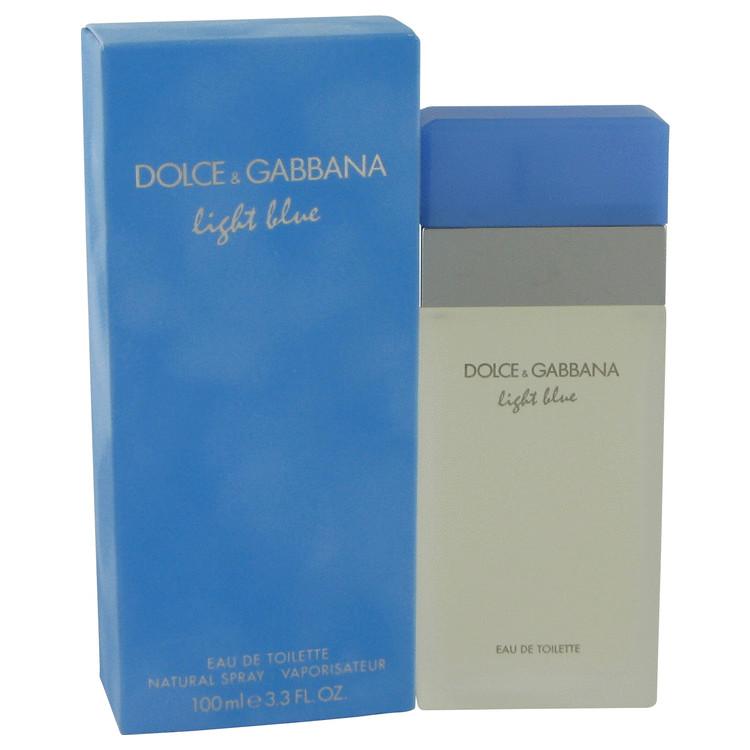 Dolce & Gabbana Light Blue, Toaletná voda 50ml - Tester - povodna verzia
