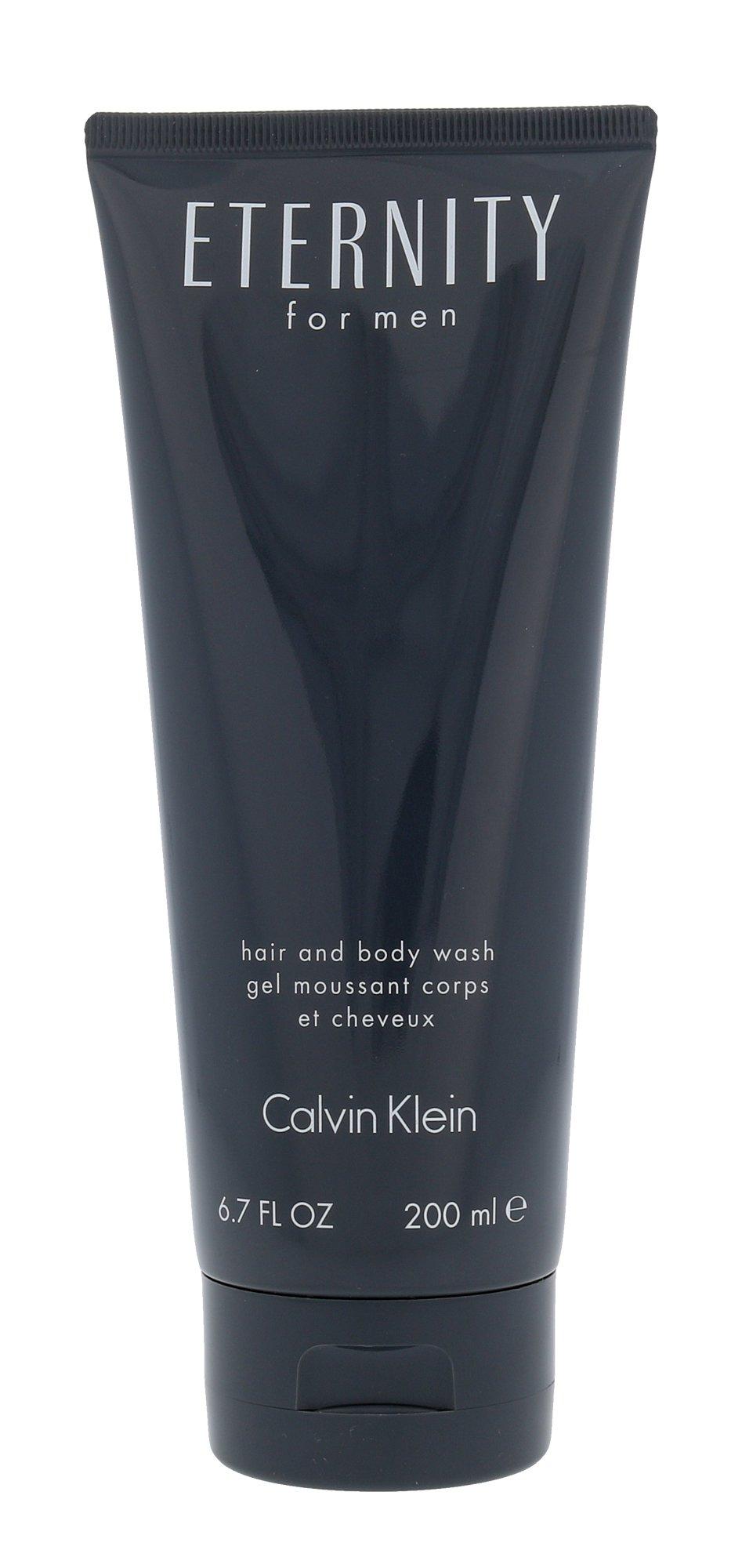 Calvin Klein Eternity, Sprchovací gél 200ml - For Men