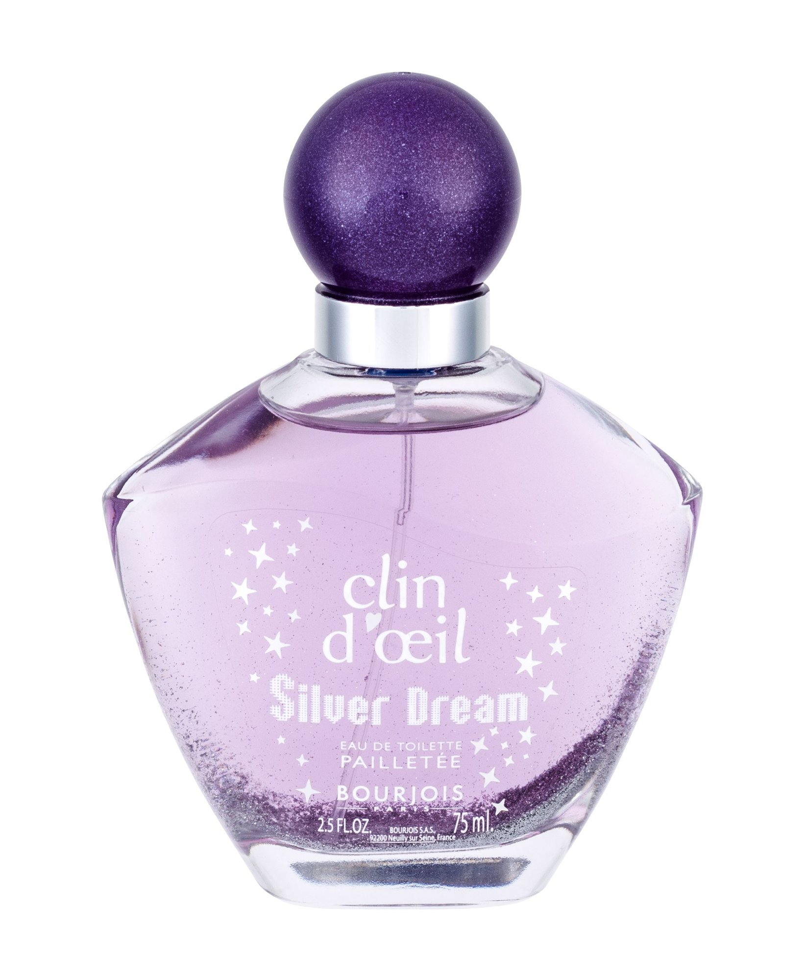 BOURJOIS Paris Clin d´Oeil Silver Dream, edt 75ml