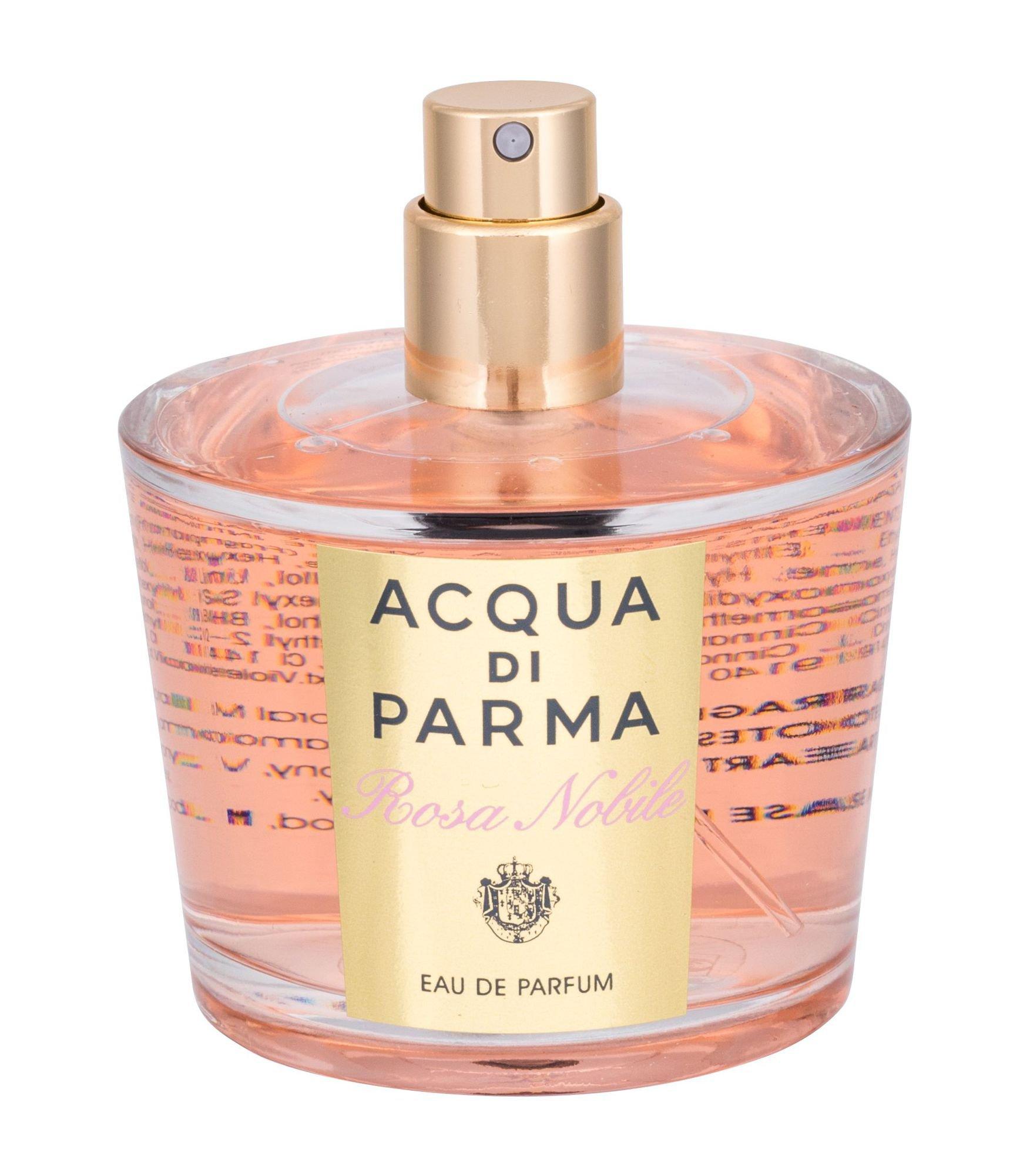 Acqua di Parma Rosa Nobile, Parfumovaná voda 100ml, Tester