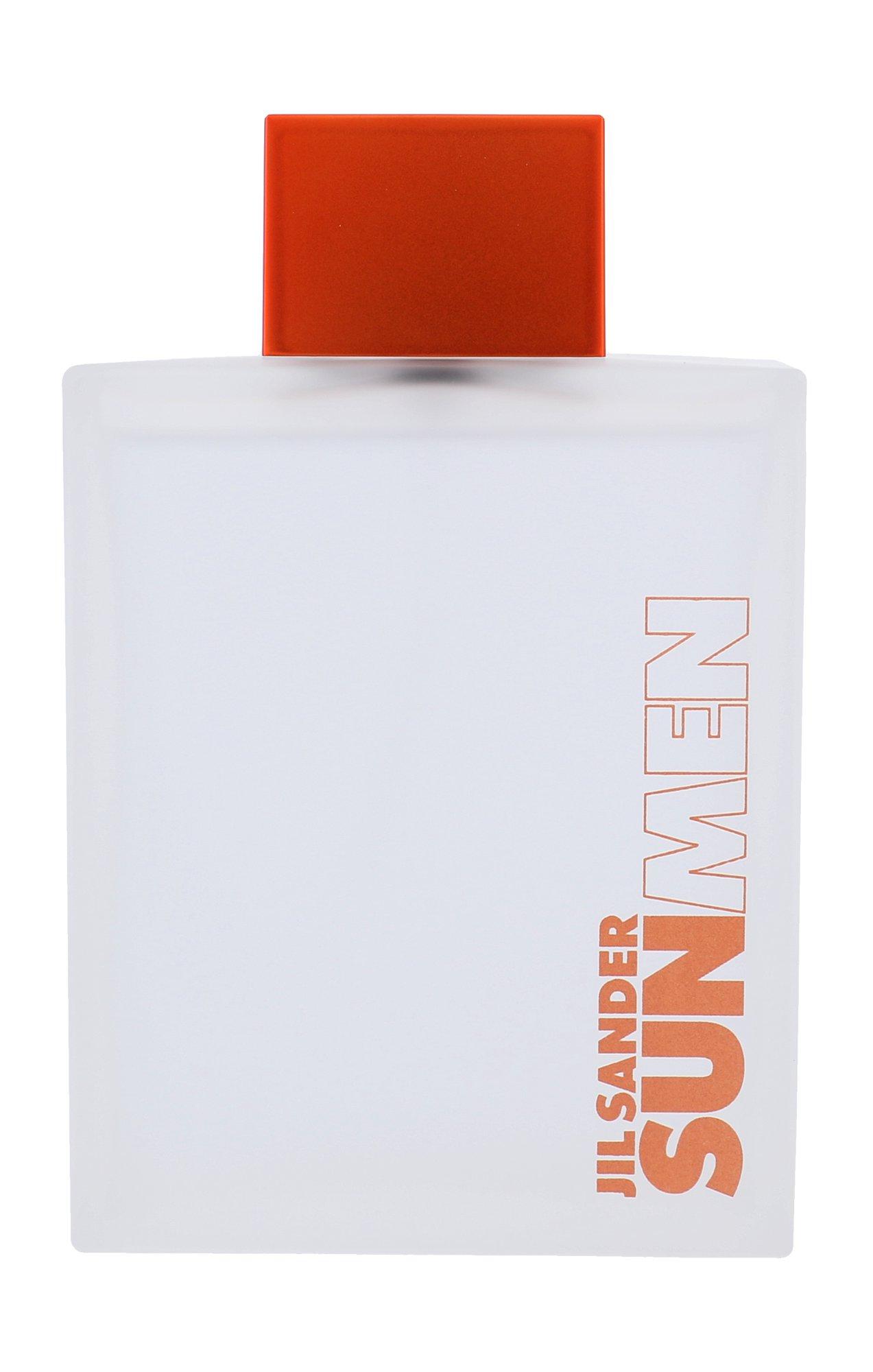 Jil Sander Sun For Men, Toaletná voda 200ml