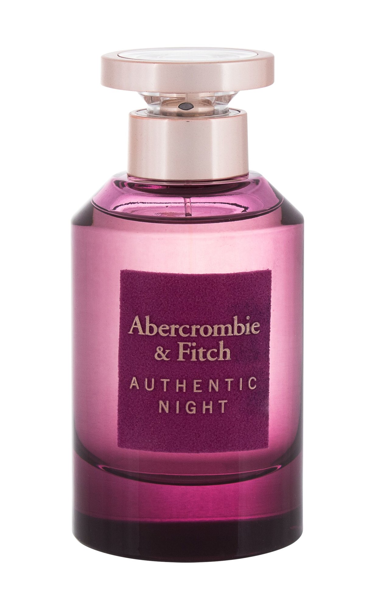 Abercrombie & Fitch Authentic Night, edp 100ml