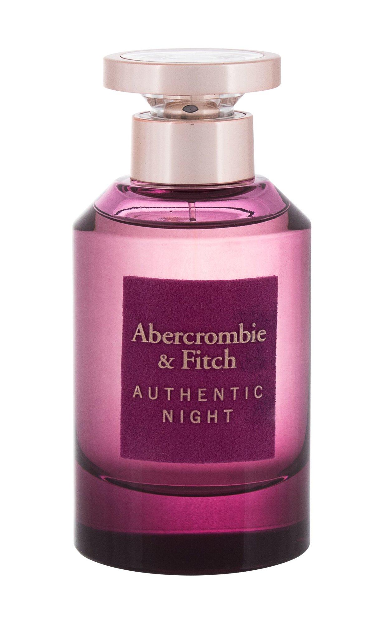 Abercrombie & Fitch Authentic Night, Parfumovaná voda 100ml