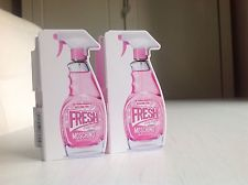 Moschino Fresh Couture Pink, Vzorka vône