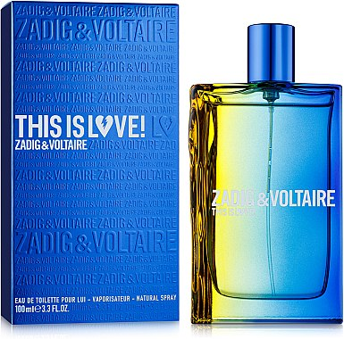 Zadig & Voltaire This is Love! Pour Lui (M)