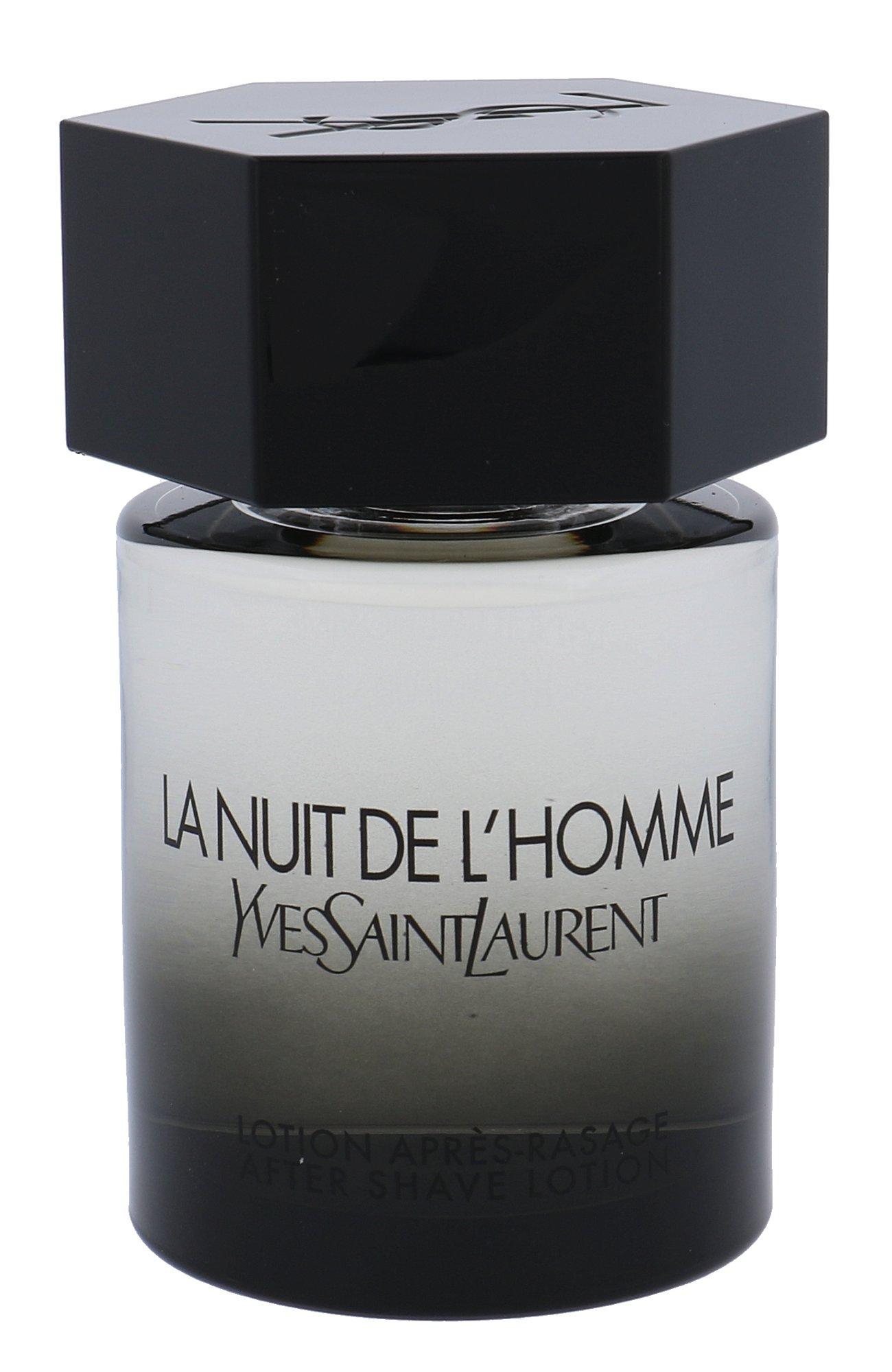 Yves Saint Laurent La Nuit De L´Homme, Voda po holení 100ml