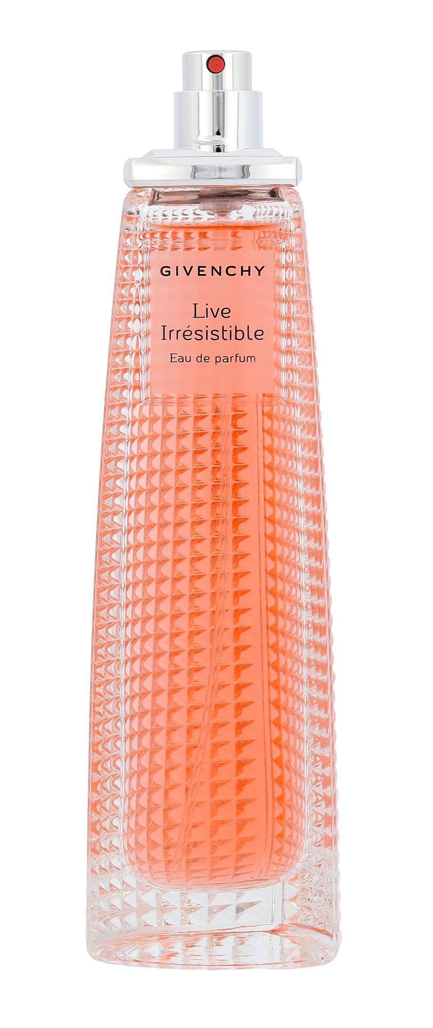 Givenchy Live Irresistible, Parfumovaná voda 75ml, Tester