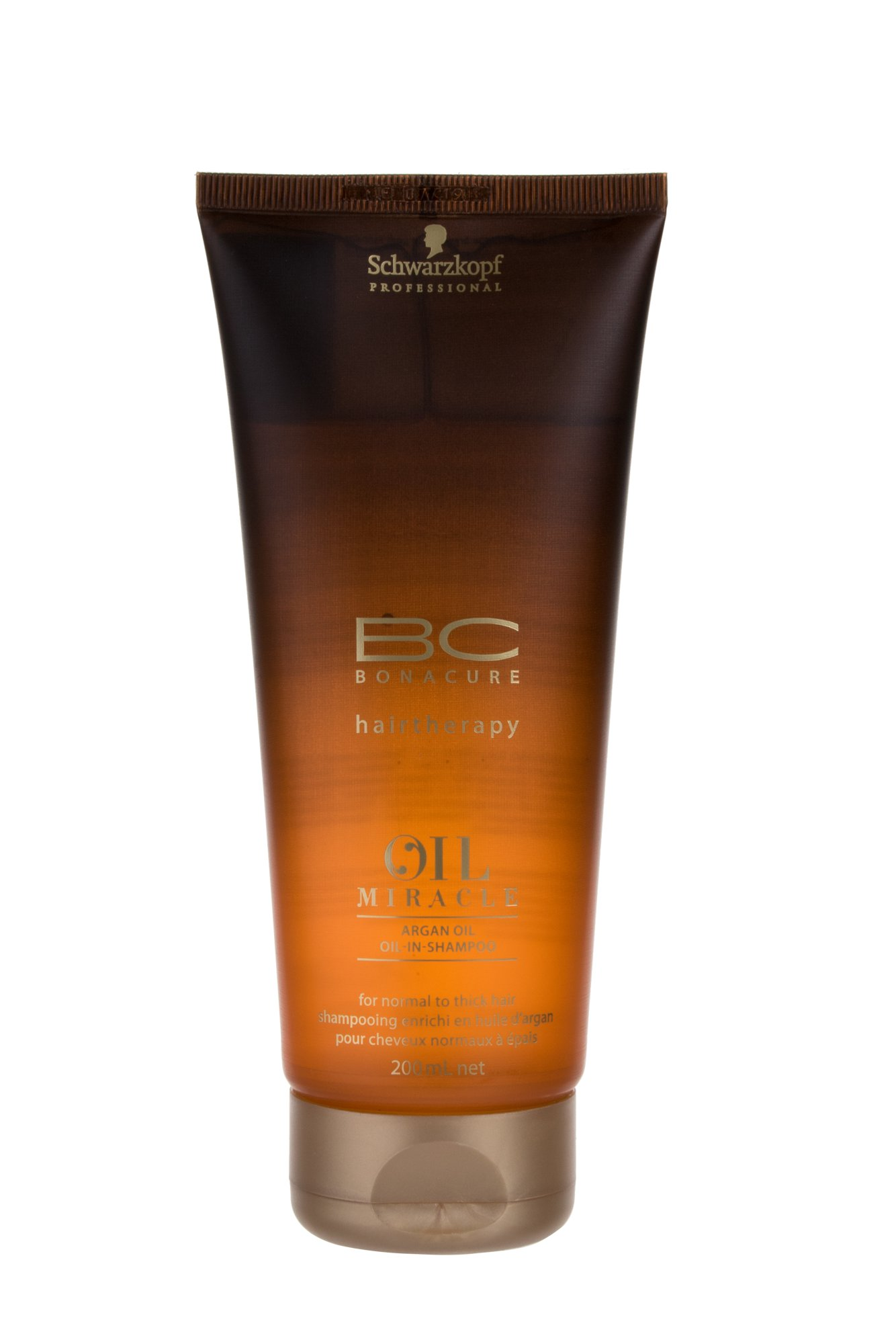 Schwarzkopf BC Bonacure Oil Miracle Argan Oil, Šampón 200ml