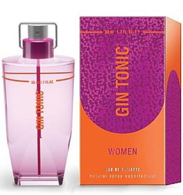 Gin Tonic Women, Illatminta