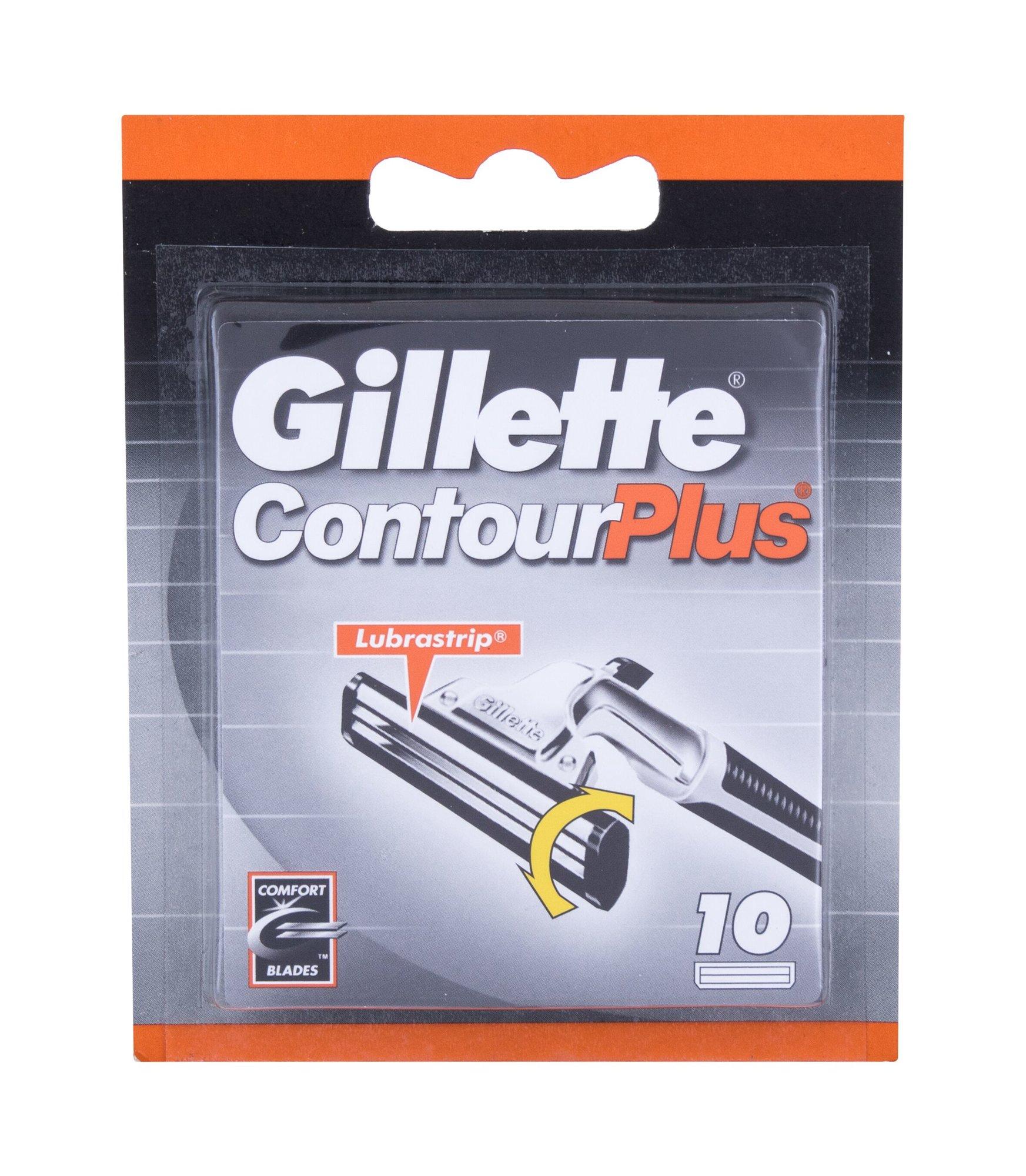 Gillette Contour Plus, Náhradné ostrie 5ks