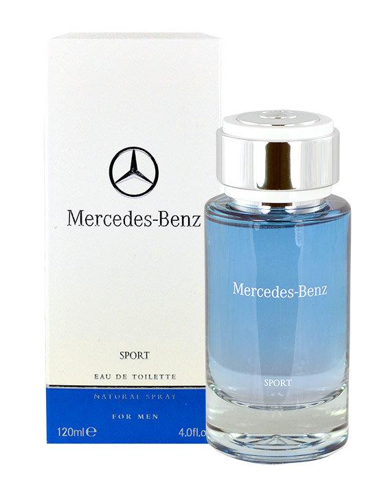 Mercedes-Benz Mercedes-Benz Sport, edt 120ml, Teszter