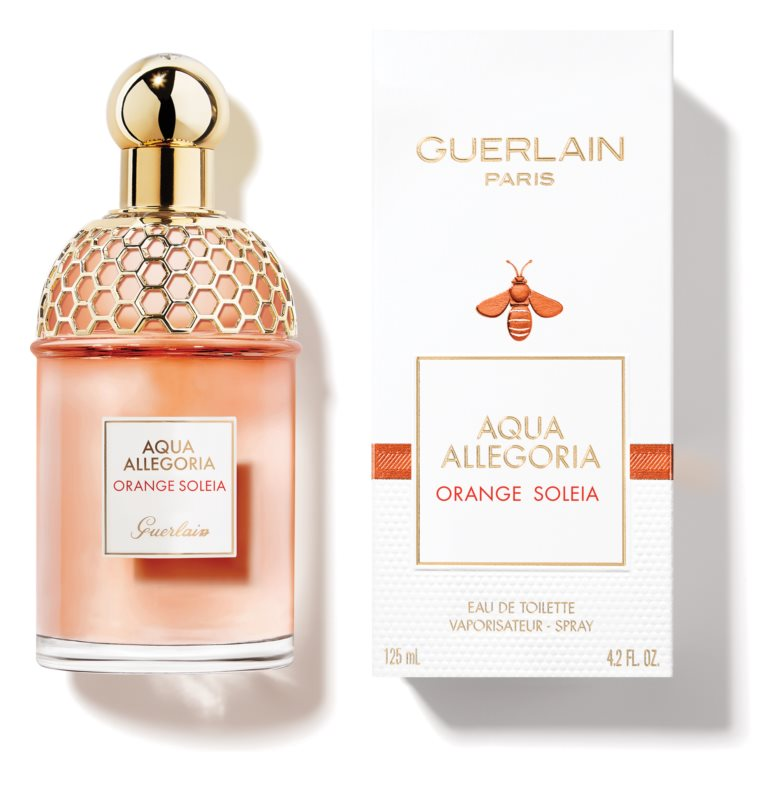Guerlain Aqua Allegoria Orange Soleia, edt 125ml