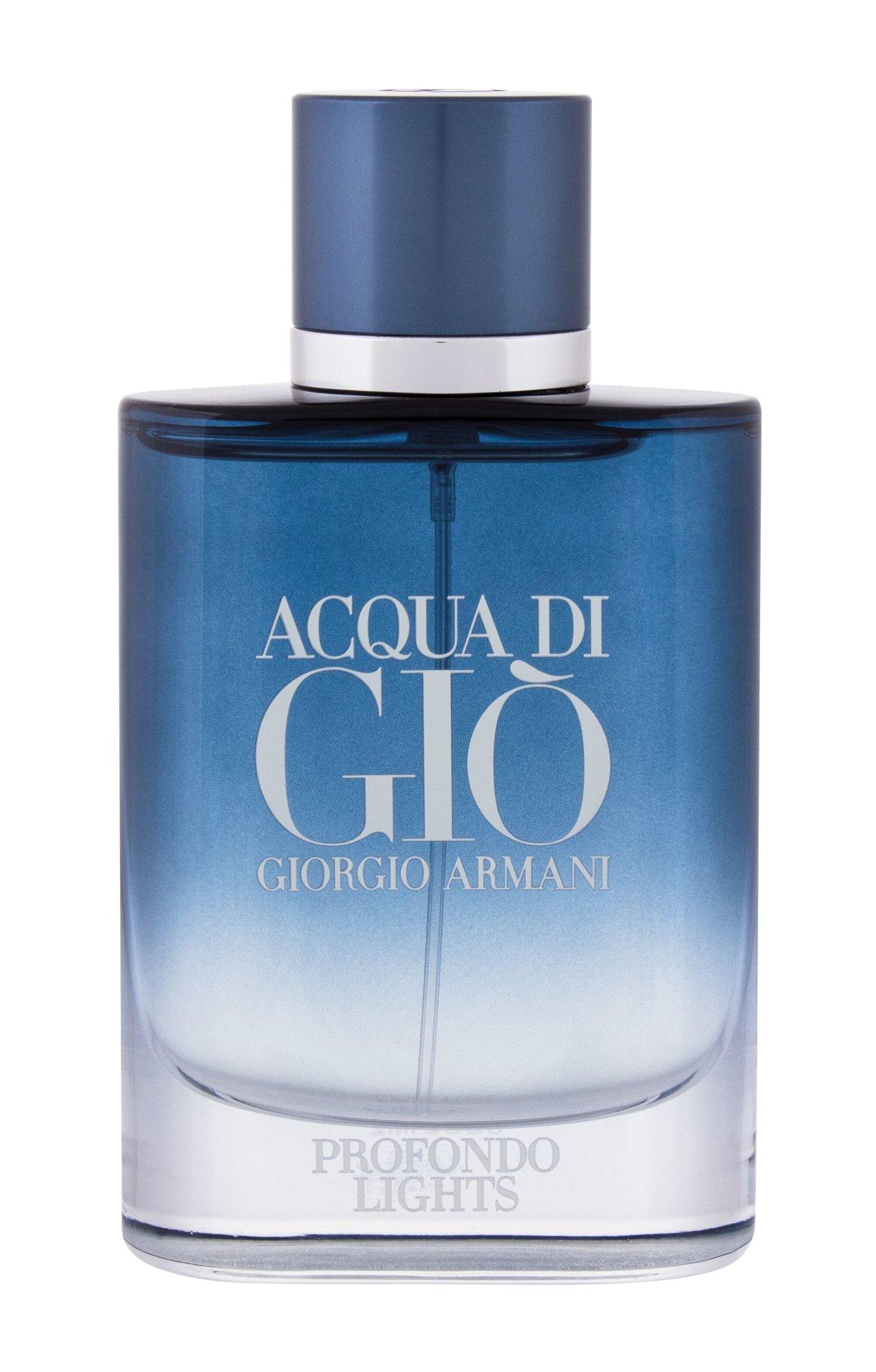 Giorgio Armani Acqua di Gio Profondo Lights, Parfumovaná voda 75ml