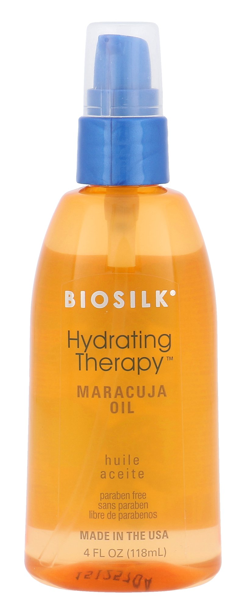 Farouk Systems Biosilk Hydrating Therapy, Olej a sérum na vlasy 118ml