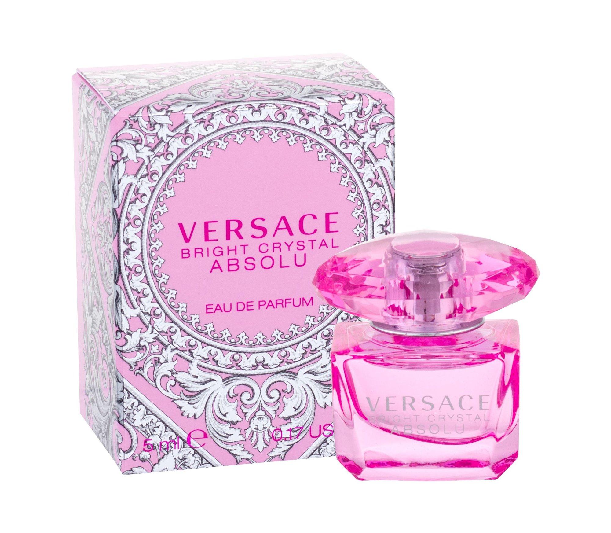 Versace Bright Crystal Absolu, Parfumovaná voda 5ml
