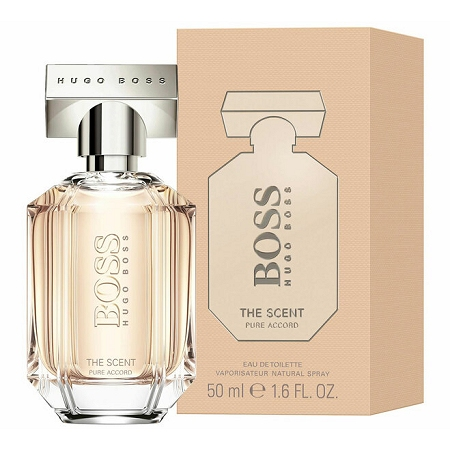 Hugo Boss BOSS The Scent Pure Accord (W)