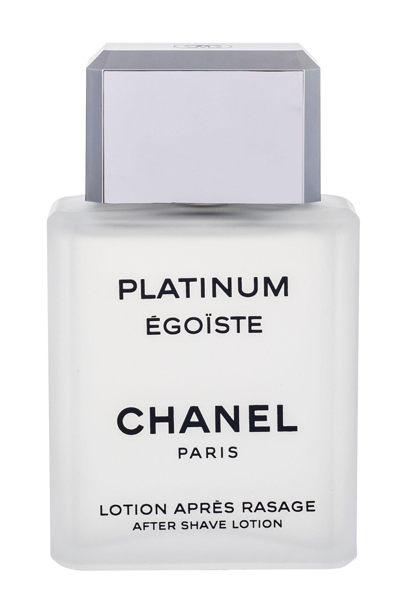 Chanel Platinum Egoiste Pour Homme, Voda po holení 100ml