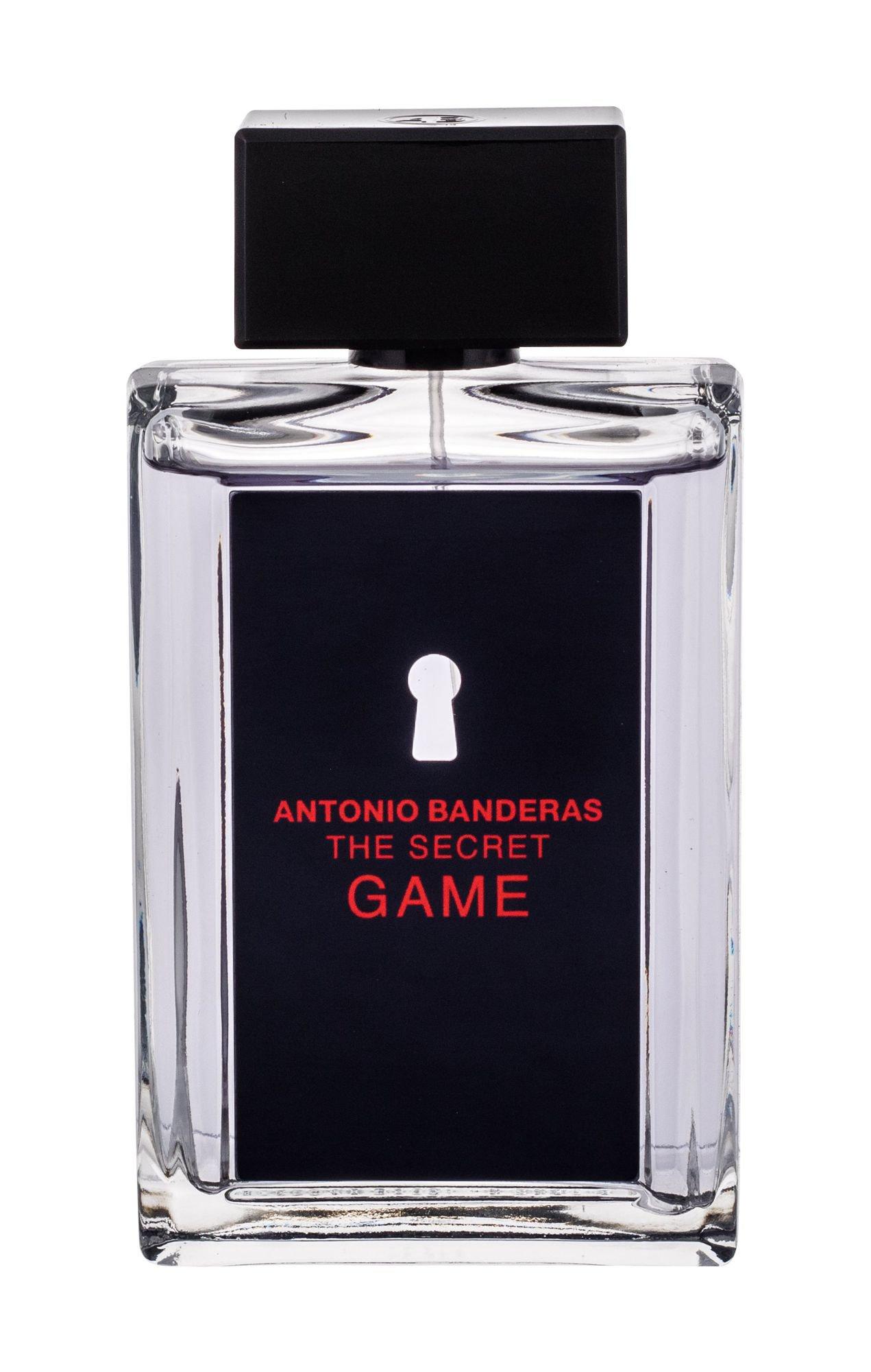 Antonio Banderas The Secret Game, Toaletná voda 100ml