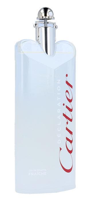 Cartier Declaration Fraiche, Toaletná voda 100ml, Tester