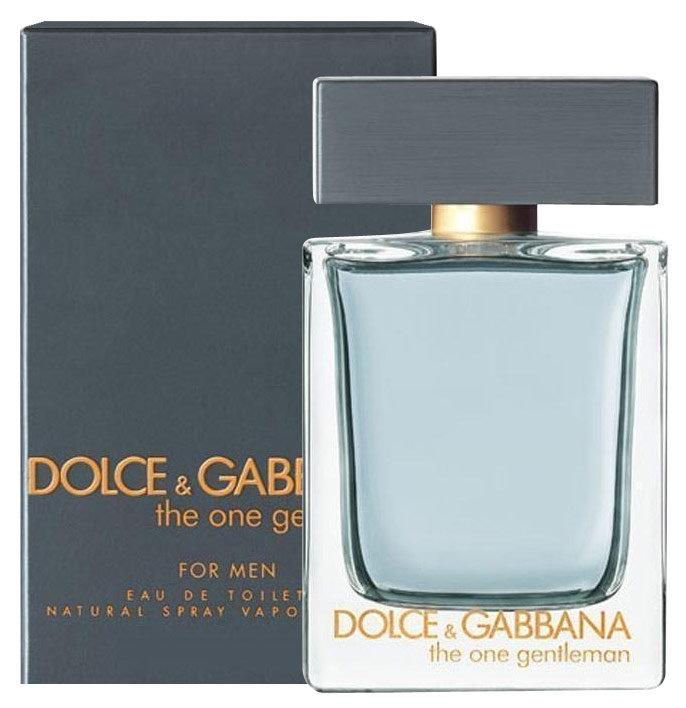 Dolce&Gabbana The One Gentleman, Toaletní voda 100ml, Tester