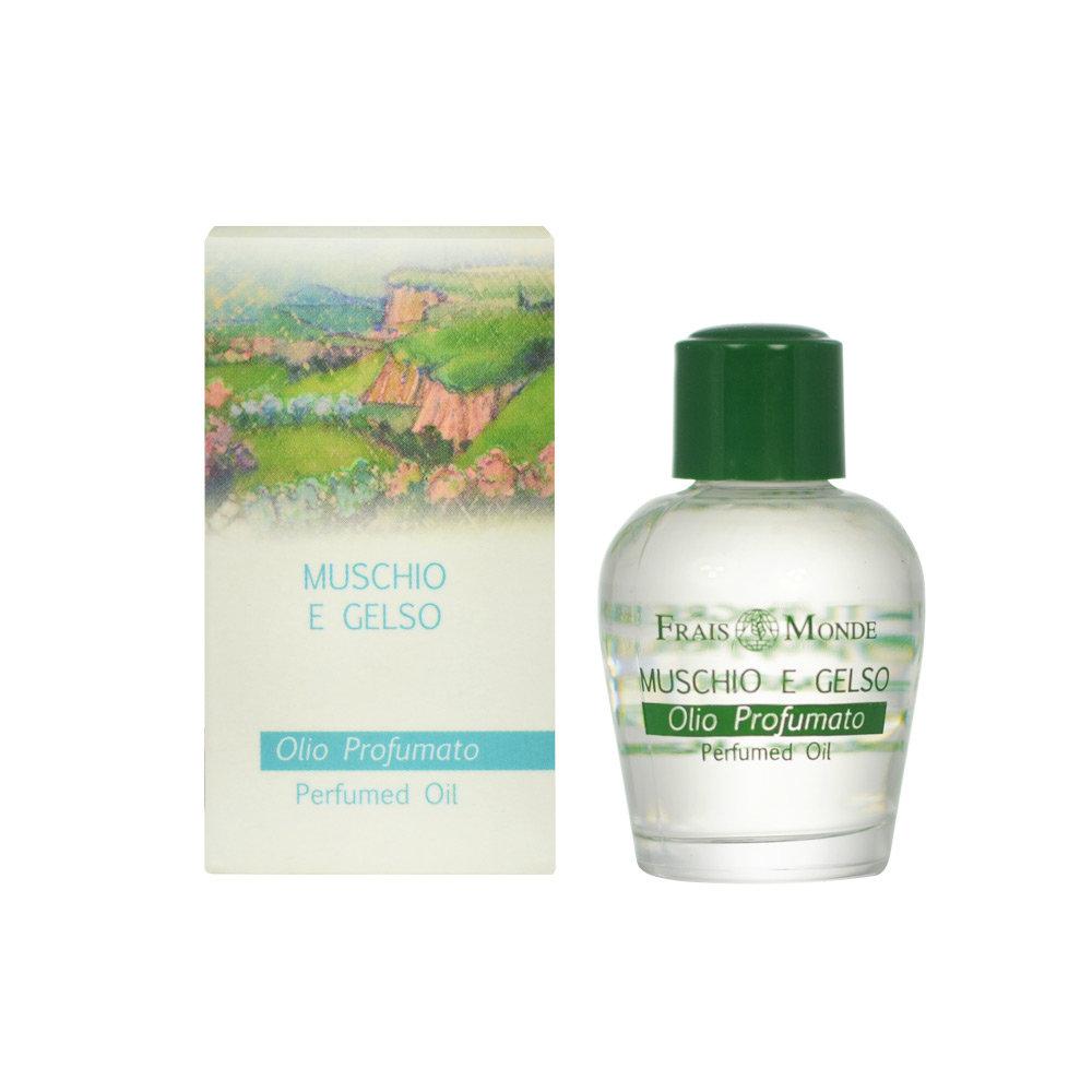 Frais Monde Musk And Mulberry, Parfumovaný olej 12ml