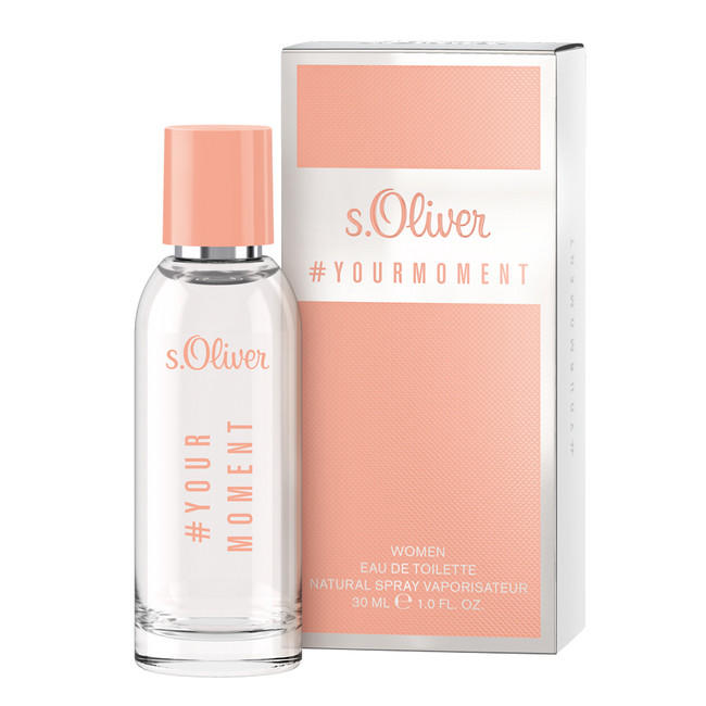 S.Oliver YourMoment Women, edt 30ml