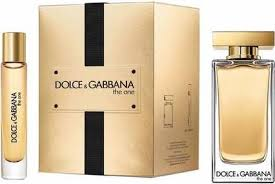 Dolce&Gabbana The One SET: edt 100ml + edt 7.4ml