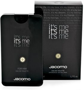 Jacomo It´s me for Him, edt 50ml
