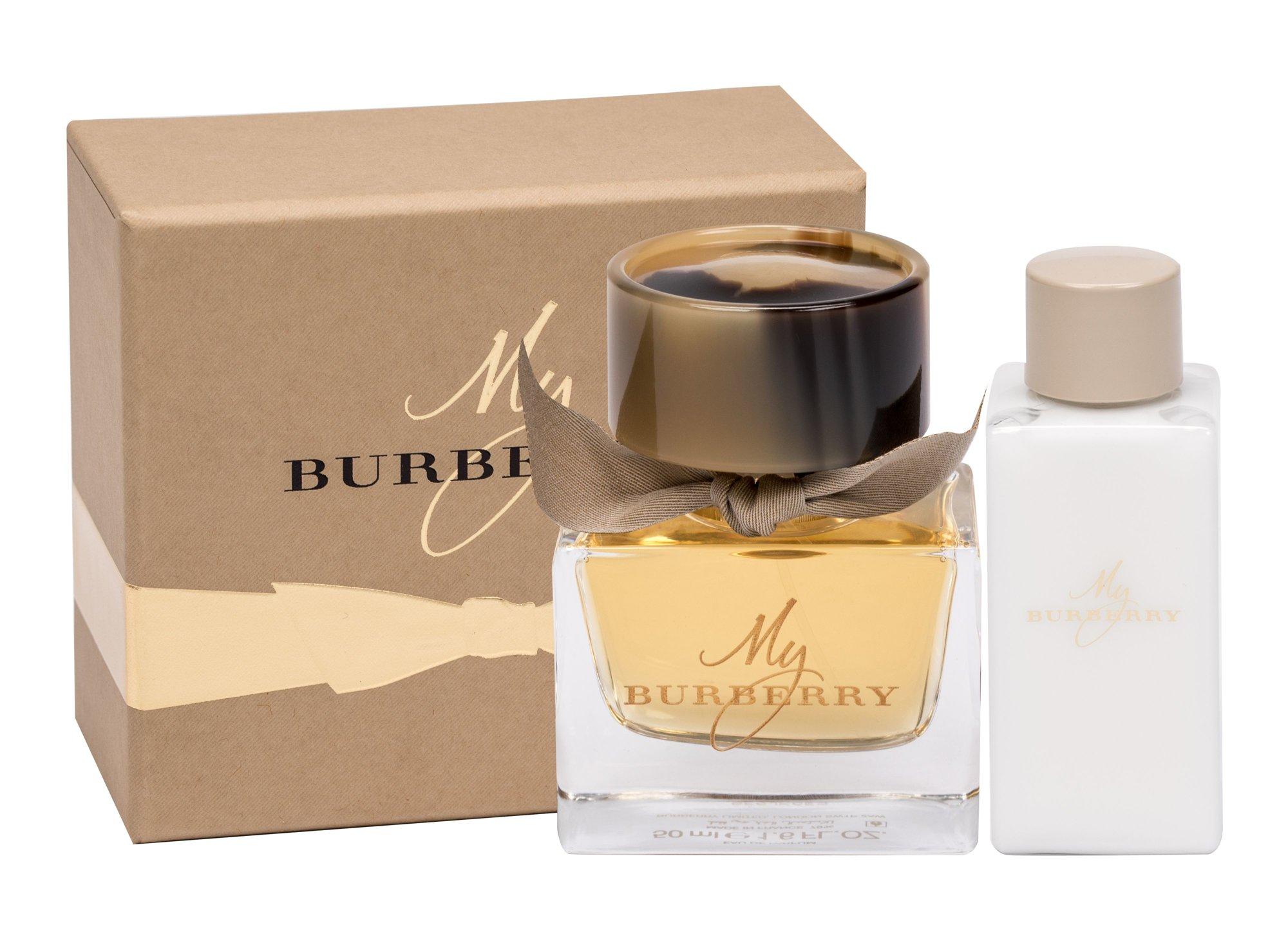 Burberry My Burberry, parfumovaná voda 50 ml + Tělové mléko 75 ml