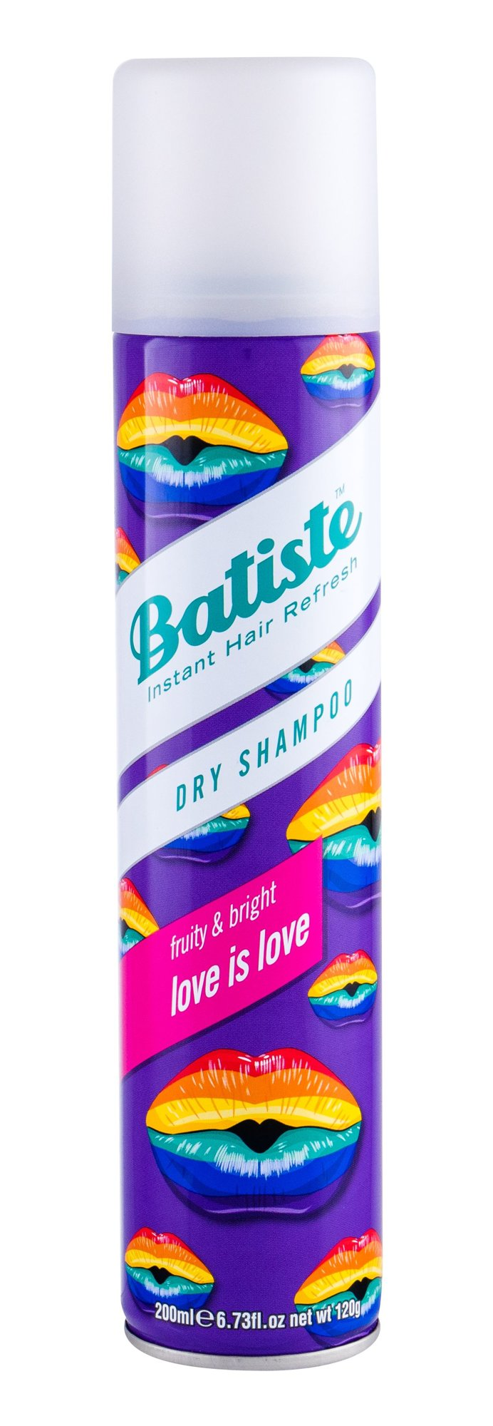 Batiste Love Is Love, Suchý šampón 200ml