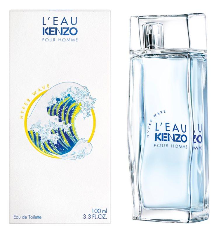 Kenzo L'Eau Kenzo Hyper Wave Pour Homme (M)