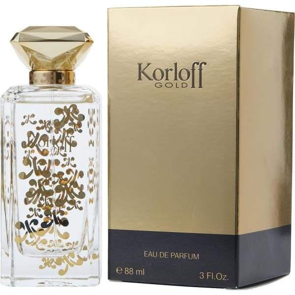 Korloff Gold, edp 88ml