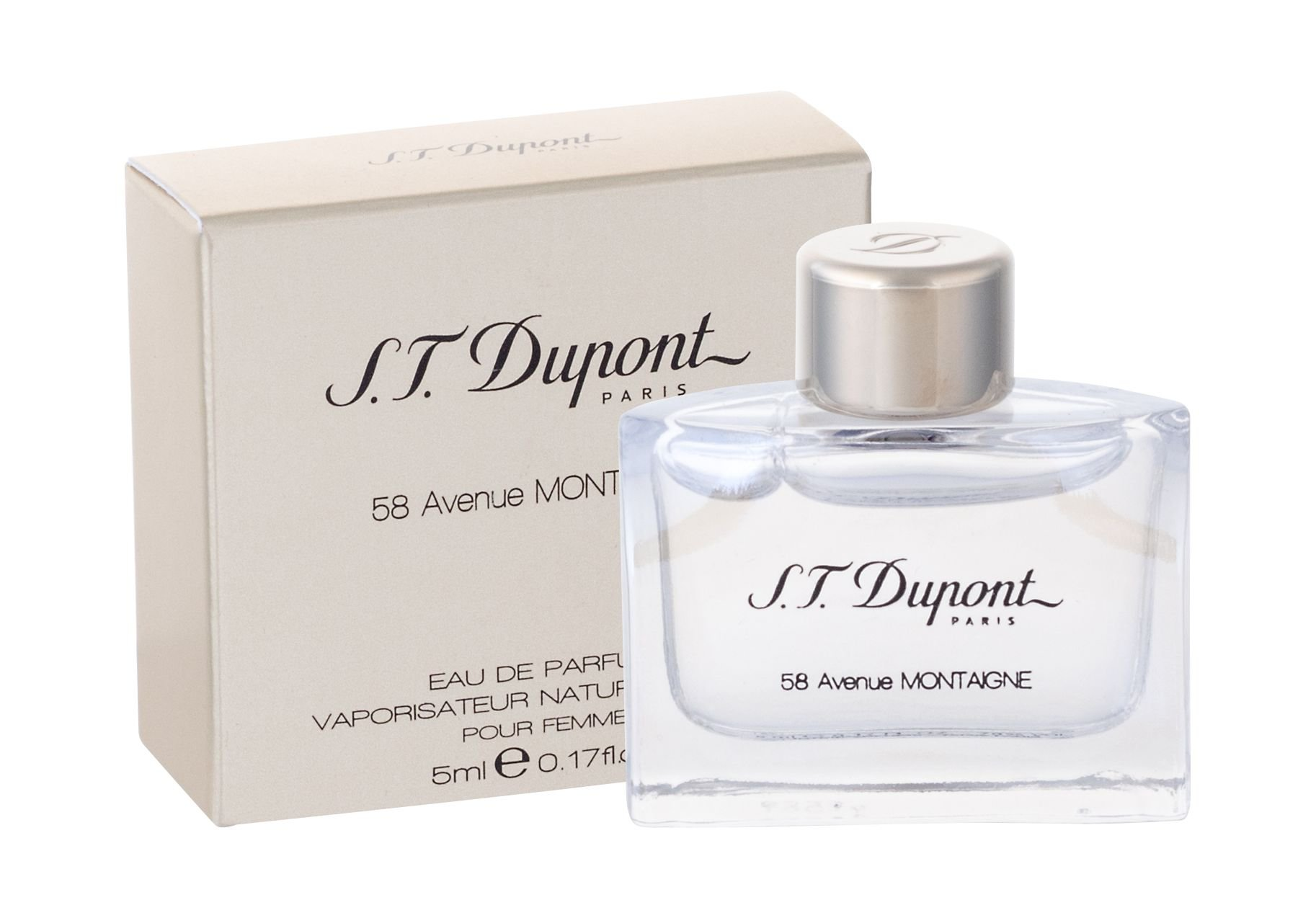 S.T. Dupont 58 Avenue Montaigne, edp 5ml