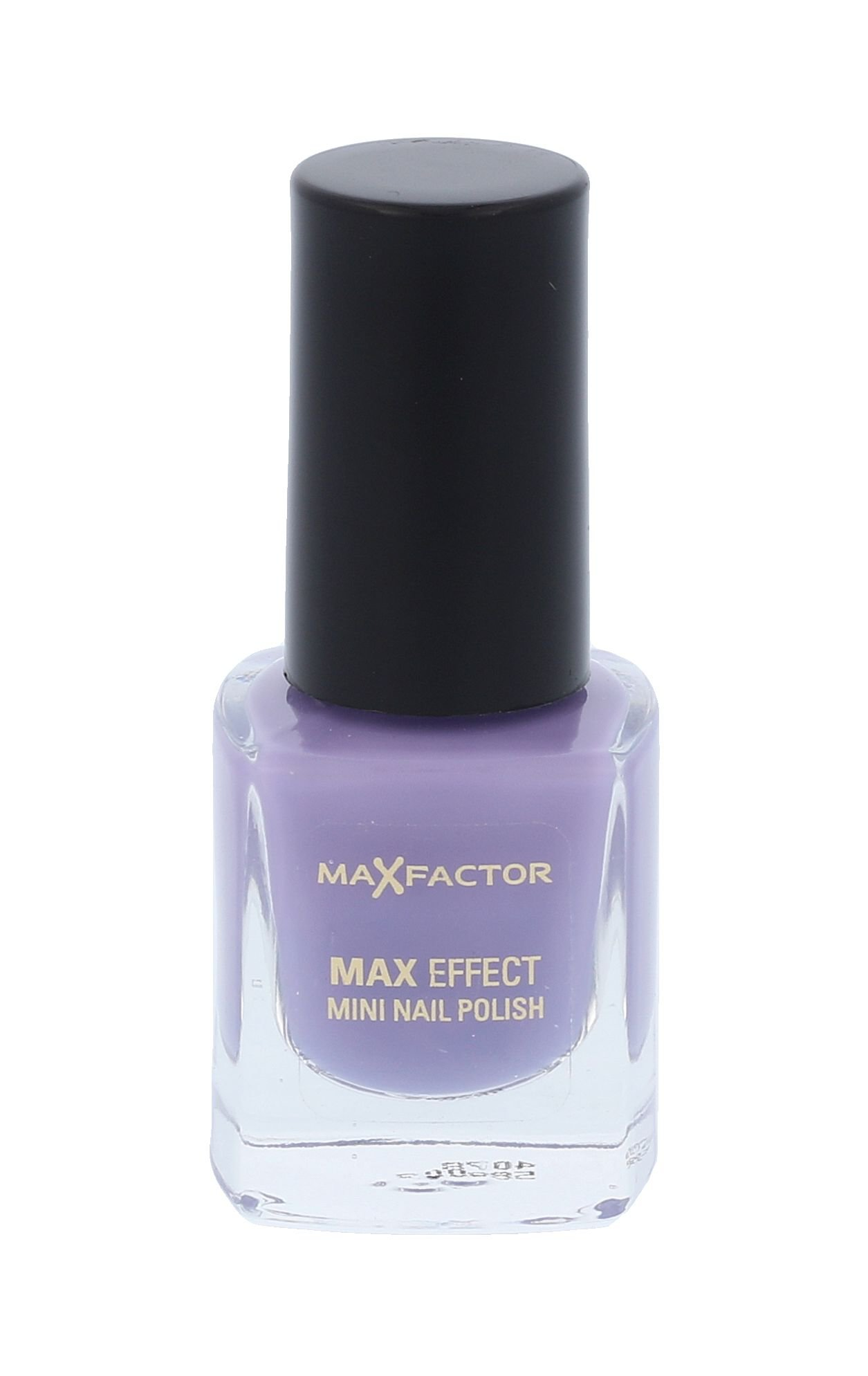 Max Factor Max Effect 34 Juicy Plum, Lak na nechty 4,5ml