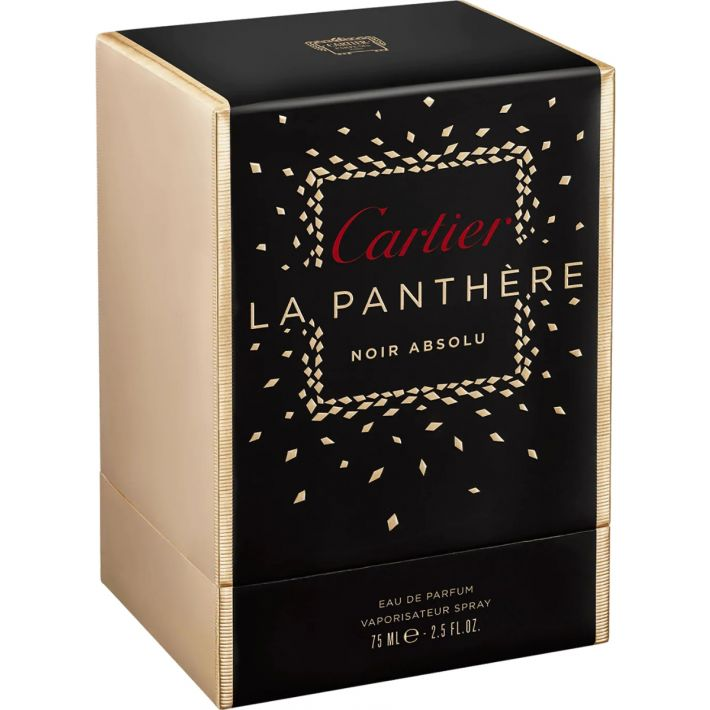 Cartier la Panthere Noir Absolu, edp 75ml - Teszter
